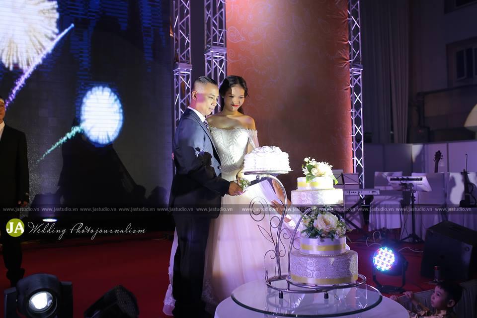 Đám cưới hoành tráng của Chí Anh và cô dâu kém 20 tuổi 15