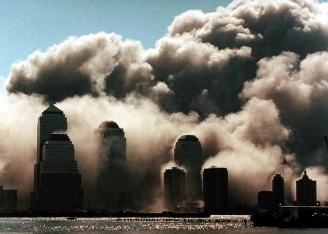 Những hình ảnh khó quên về vụ khủng bố 11/9 6