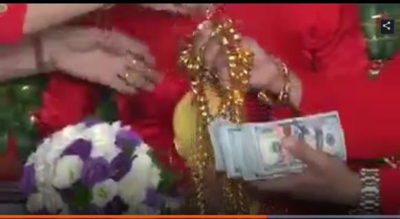 Choáng váng với quà hồi môn gần 11 tỷ đồng trong đám cưới tại miền Trung 4