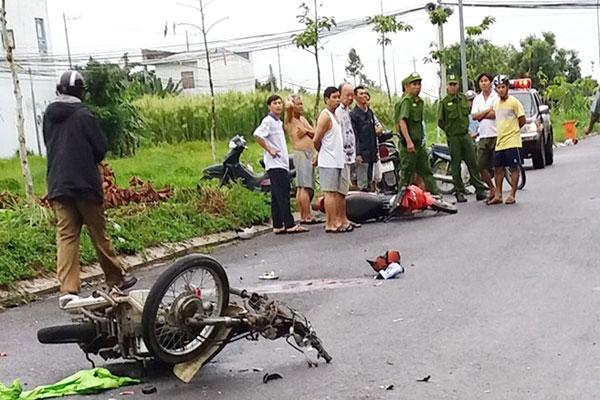 Tin TNGT mới nhất ngày 12/9: Cảnh sát khu vực bị xe đâm tử vong khi tuần tra 1