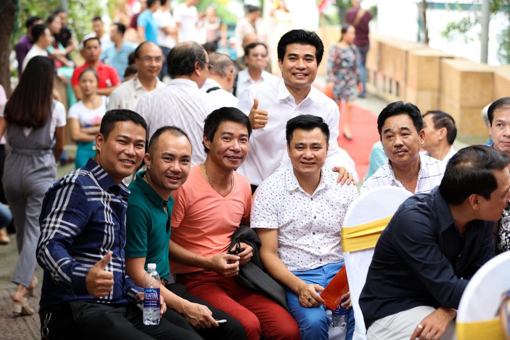 Tự Long, Xuân Bắc và nghệ sĩ Hà Nội tề tựu đông đủ giỗ tổ ngành sân khấu 2