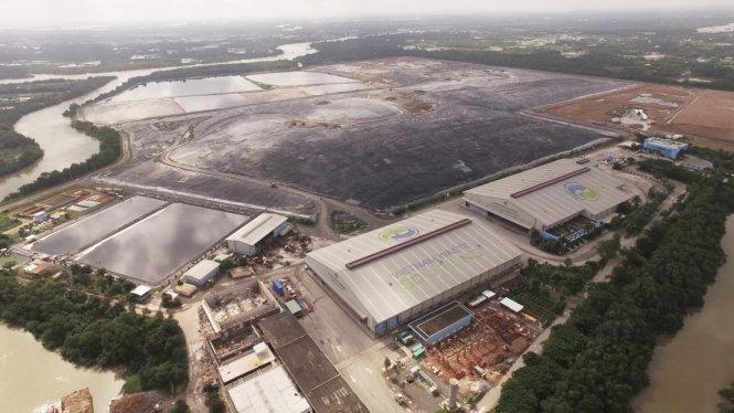 TP.HCM bội chi 3 triệu USD mỗi năm cho bãi rác Đa Phước bốc mùi hôi thối 1