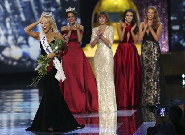 Nữ sinh 21 tuổi đăng quang Hoa hậu Mỹ 2016 3