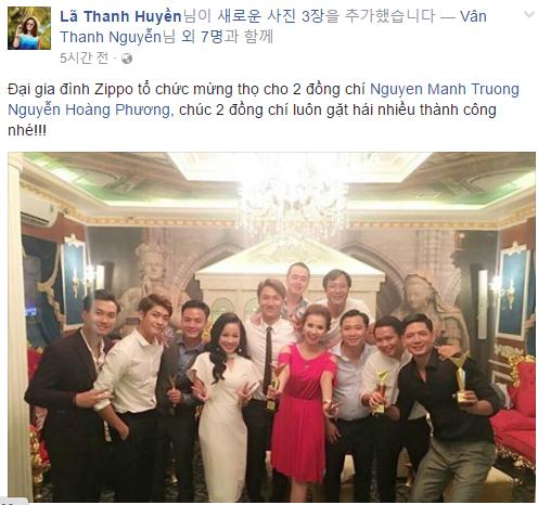 Facebook sao Việt: Kang Tae Oh say sưa hát karaoke cùng đoàn phim Zippo, Mù tạt và em 1