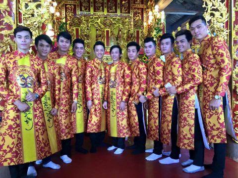 Hoài Linh khánh thành nhà thờ tổ 100 tỷ 2