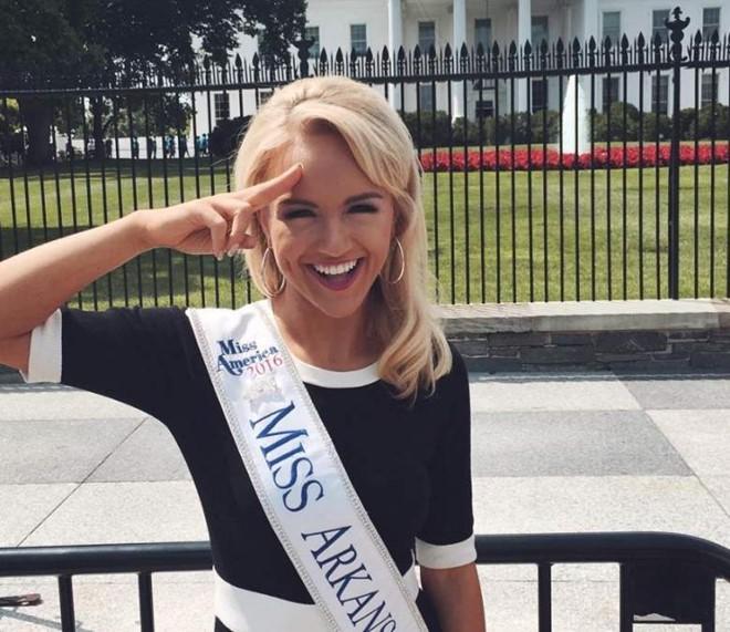 Nữ sinh 21 tuổi đăng quang Hoa hậu Mỹ 2016 7