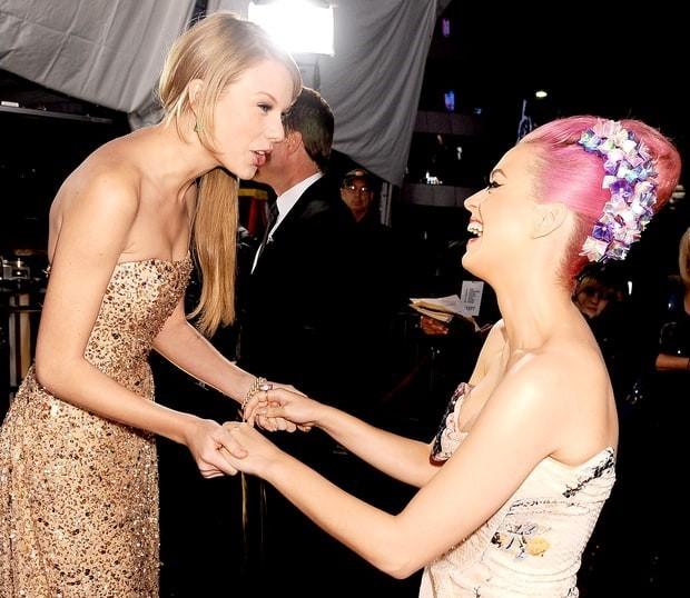Katy Perry sẽ hợp tác nếu Taylor Swift nói lời xin lỗi 3