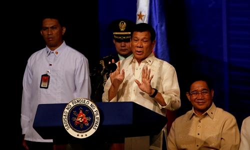 Tổng thống Philippines tuyên bố từ chối gặp Obama 1