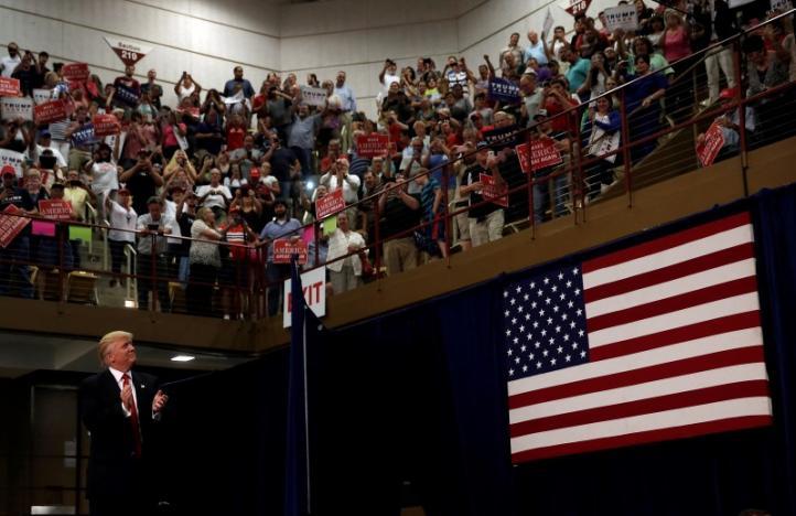 Obama : Trump không phải người bạn của tầng lớp lao động 7