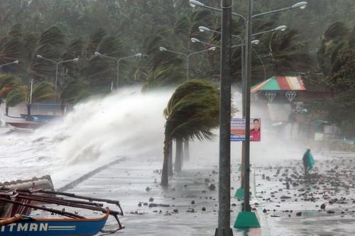 Tin tức mới nhất siêu bão Meranti- bão số 5 mạnh cấp 17 trên Biển Đông 1