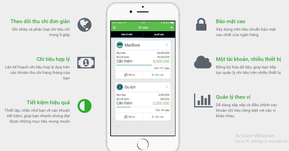 Money Lover - Ứng dụng quản lý chi tiêu cá nhân cực tiện lợi 1