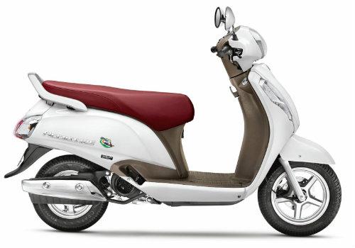 Xe ga Suzuki Access 125 trình làng giá chỉ 18,6 triệu đồng 3