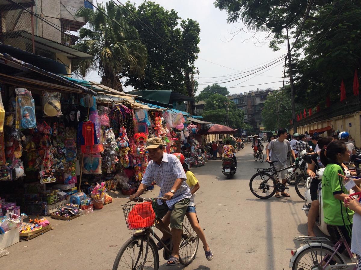 Trường học Hà Nội có bị hiểm họa