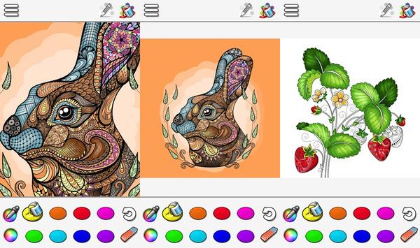 5 ứng dụng tô màu đầy nghệ thuật dành cho người lớn 3