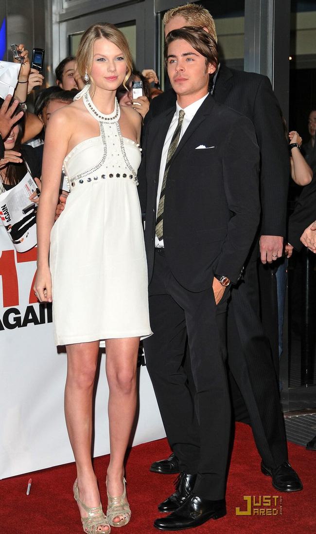 Vừa chia tay Tom Hiddleston, Taylor Swift muốn hẹn hò với Zac Efron 2