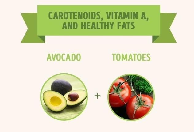 20 thực phẩm kết hợp với nhau lợi ích sức khỏe gấp đôi ít người biết 3