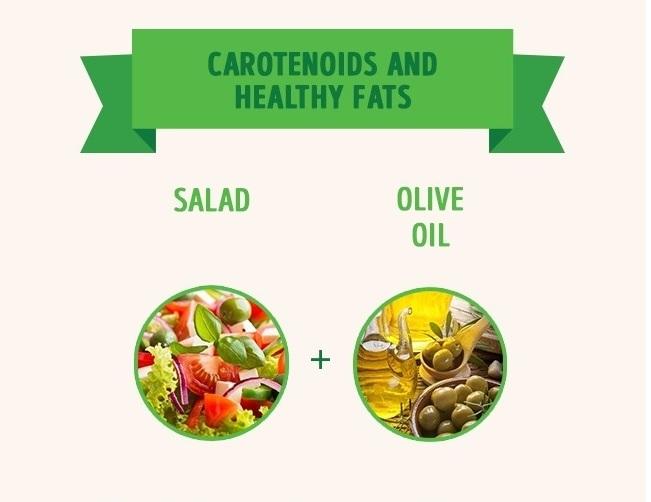 20 thực phẩm kết hợp với nhau lợi ích sức khỏe gấp đôi ít người biết 1