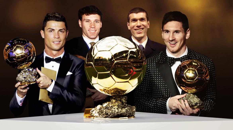 Quả bóng vàng FIFA sẽ đi vào quên lãng ? 1