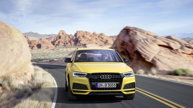 Audi Q3 2017 có giá khởi điểm 755 triệu Đồng 2
