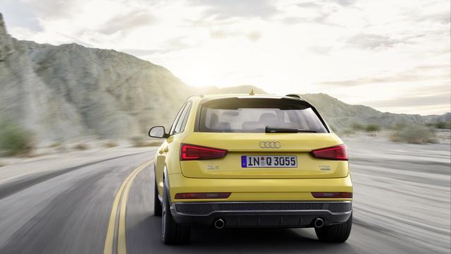 Audi Q3 2017 có giá khởi điểm 755 triệu Đồng 6