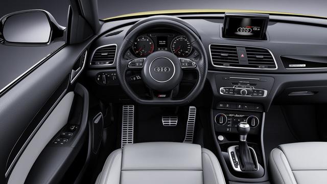 Audi Q3 2017 có giá khởi điểm 755 triệu Đồng 4