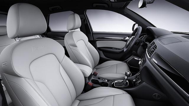 Audi Q3 2017 có giá khởi điểm 755 triệu Đồng 5