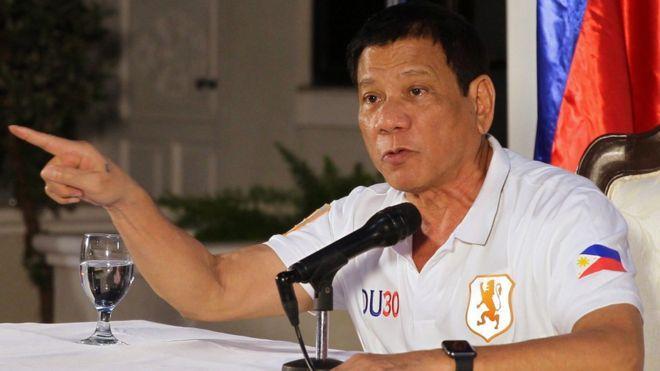 Tổng thống Philippines bị tố ra lệnh giết nhiều người khi còn là thị trưởng 3