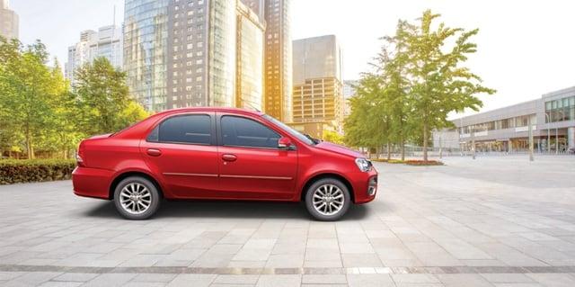 Toyota giới thiệu mẫu xe cỡ nhỏ Etios 2016 giá 175 triệu đồng 3