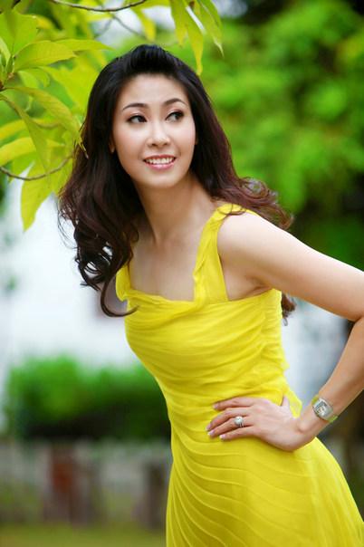 Nhan sắc Hoa hậu Hà Kiều Anh ngày ấy - bây giờ 4