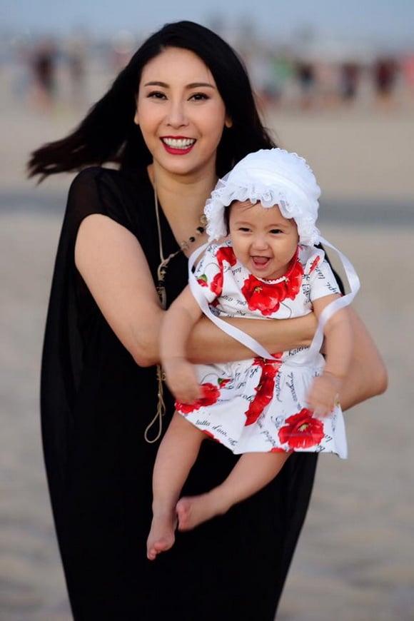 Nhan sắc Hoa hậu Hà Kiều Anh ngày ấy - bây giờ 5