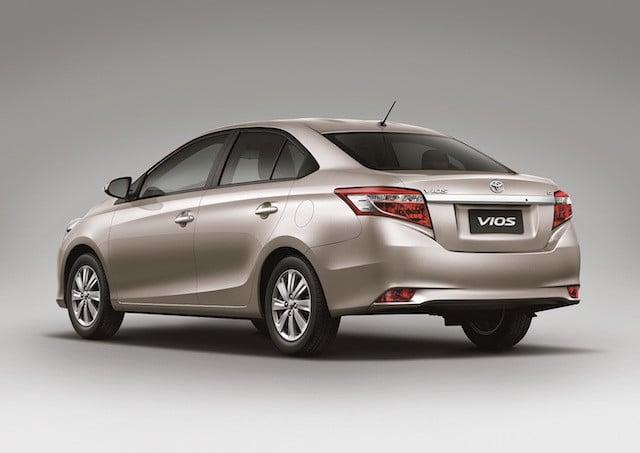 Toyota Việt Nam bán Vios động cơ mới giá không đổi 4