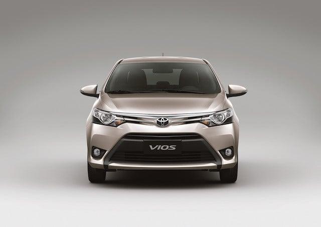 Toyota Việt Nam bán Vios động cơ mới giá không đổi 1