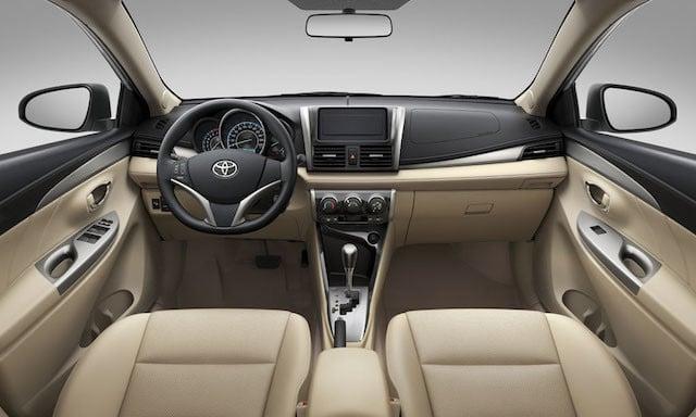 Toyota Việt Nam bán Vios động cơ mới giá không đổi 3