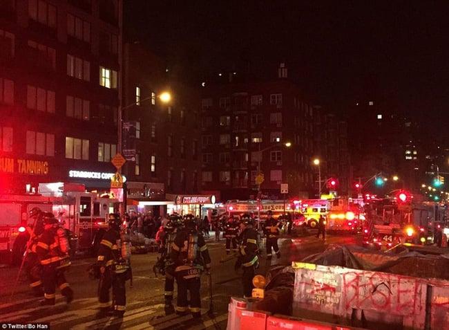 Nổ lớn tại New York: Đã vô hiệu hóa thiết bị gây nổ thứ hai 1