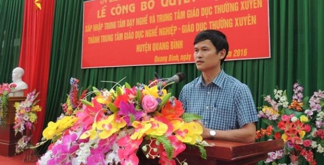 Em trai Bí thư Hà Giang lên tiếng về việc nhà có 8 người làm lãnh đạo 1