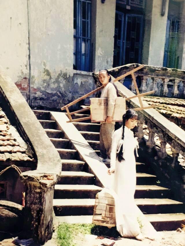 Những hình ảnh thời lãng tử của Minh Thuận bên Y Phụng, Mai Thu Huyền 11