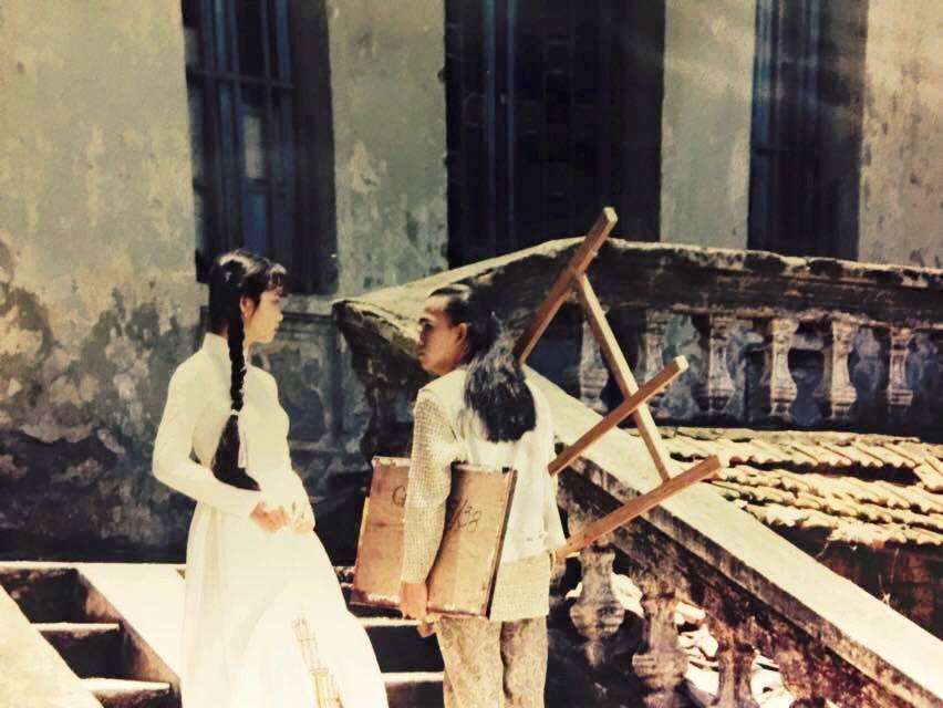 Những hình ảnh thời lãng tử của Minh Thuận bên Y Phụng, Mai Thu Huyền 12