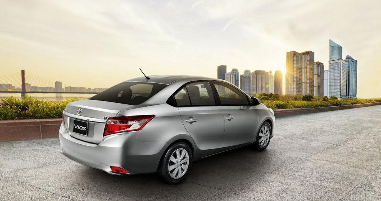 Hình ảnh Toyota Vios 2016 ra mắt thị trường với giá từ 532 triệu đồng số 5