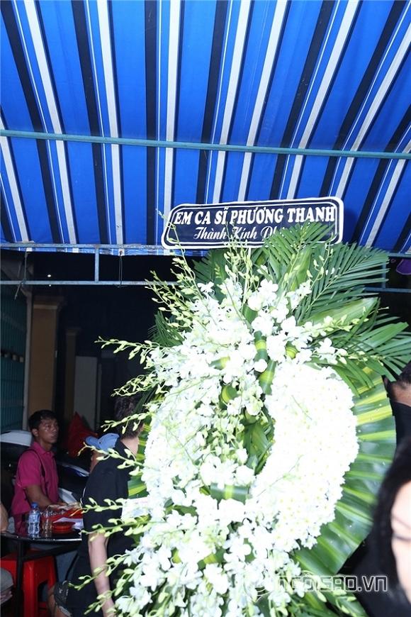 Không kịp về nhìn Minh Thuận lần cuối, Phương Thanh gửi vòng hoa đến viếng 1