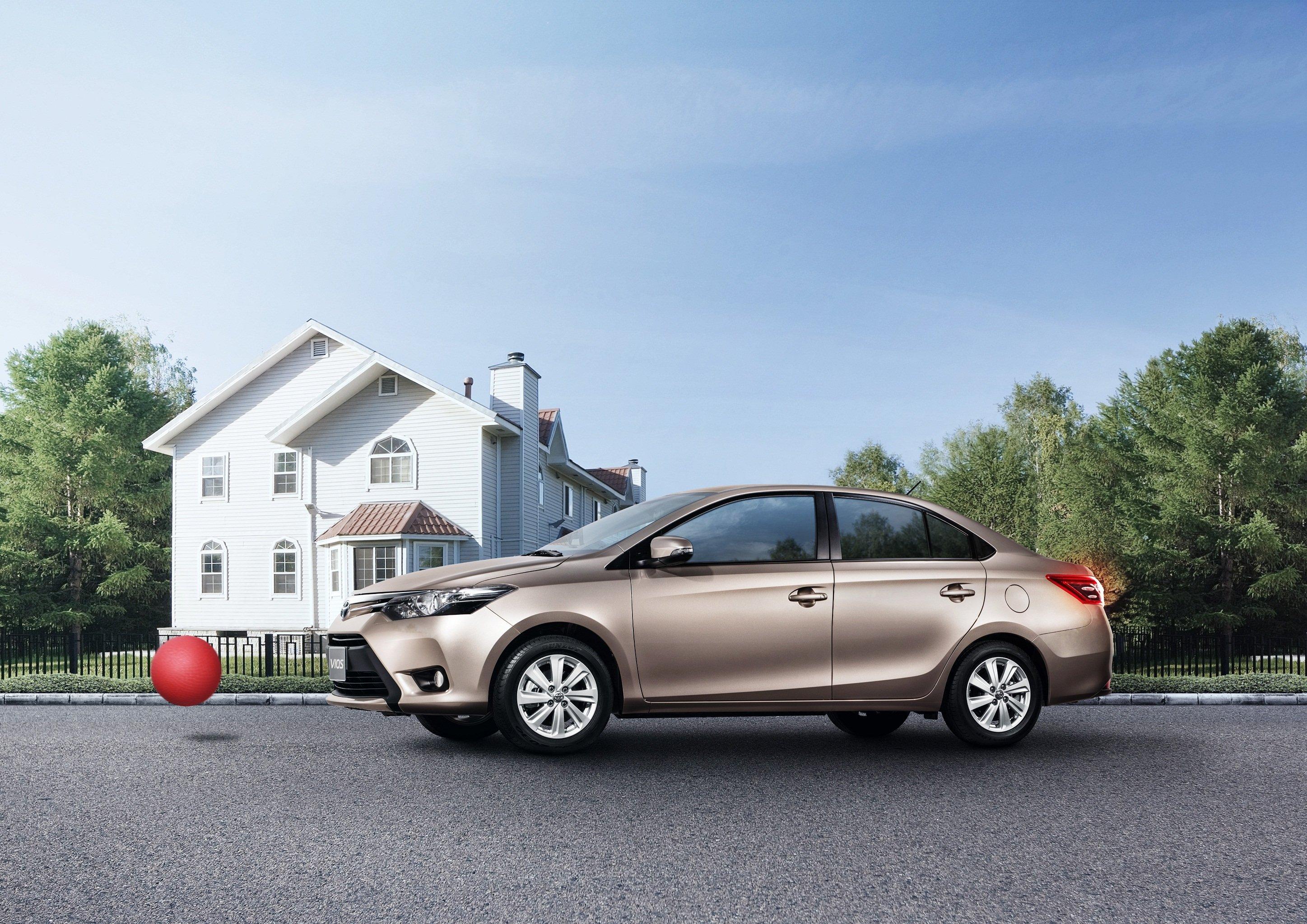 Toyota Vios 2016 ra mắt thị trường với giá từ 532 triệu đồng 1