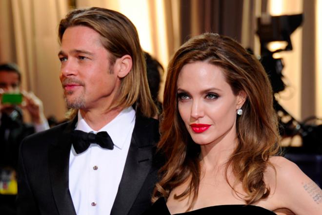 Brad Pitt và Angelina Jolie: Chuyện tình đẹp như mơ sau 12 năm gắn bó 15
