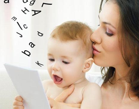 Giáo dục - Nguyên nhân khiến trẻ chậm nói và cách khắc phục