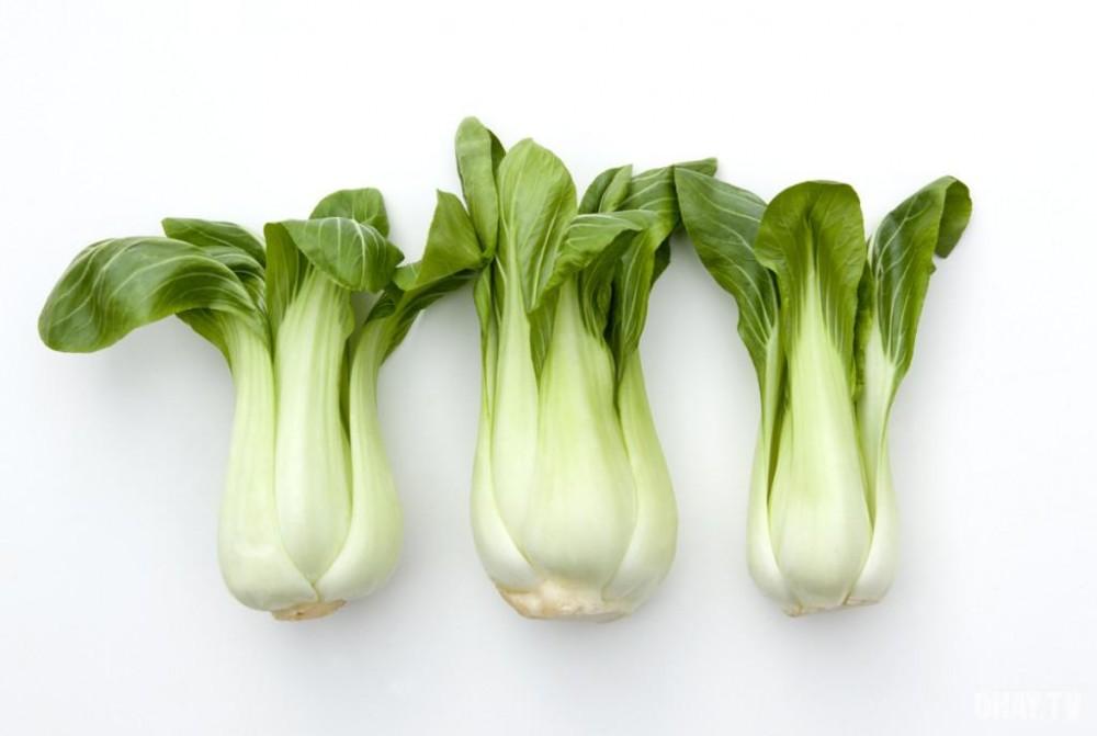 Hình ảnh 6 lợi ích bất ngờ từ rau cải thìa ít người biết số 3