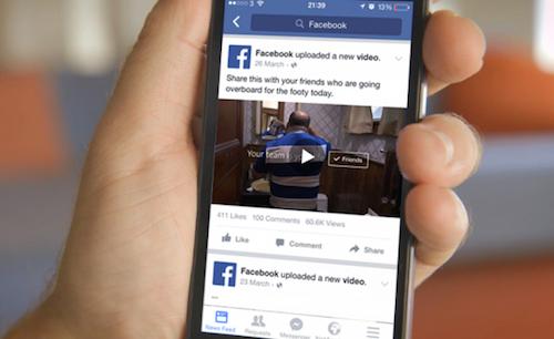 Hình ảnh Facebook thừa nhận thổi phồng lượt xem video số 2