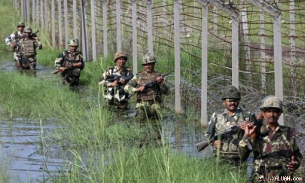 Quân đội Trung Quốc tiếp tục xâm nhập sâu vào Ấn Độ 1