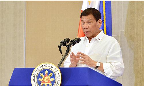 Tổng thống Philippines tuyên bố chấm dứt mọi cuộc tập trận với Mỹ 1