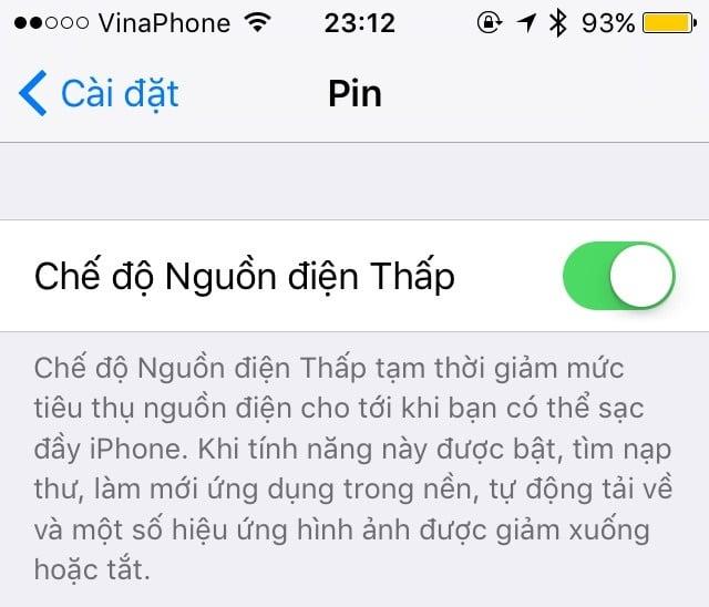 7 lỗi thường gặp trên iPhone 7 và cách khắc phục 5