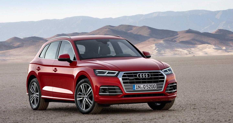 Audi Q5 2017 chính thức trình làng, giá từ 50.555 USD 1