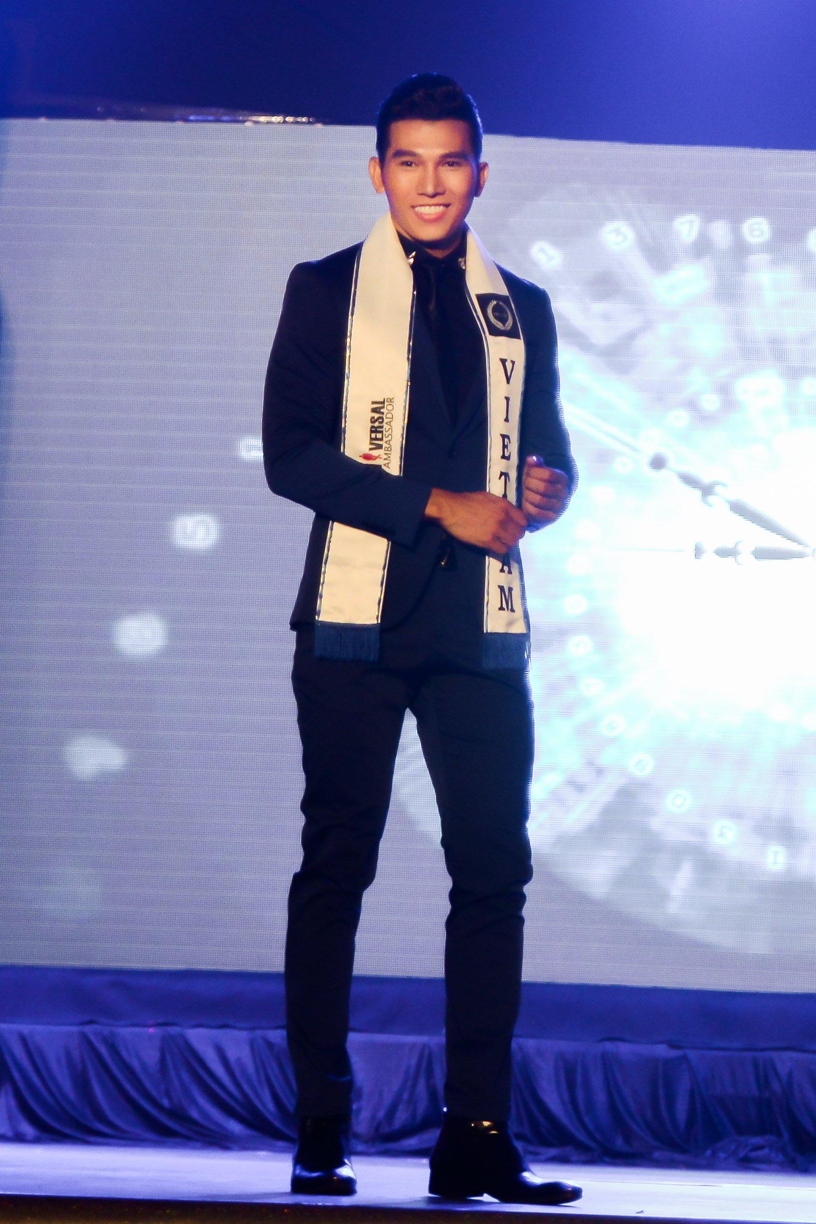 Ngọc Tình giành ngôi Á vương 1 tại Nam vương Đại sứ Hoàn cầu 2016 8