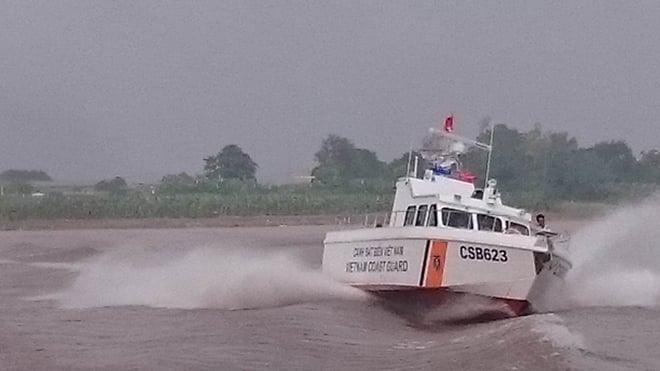 Cảnh sát biển tiếp nhận 4 xuống tuần tra cao tốc hiện đại 1